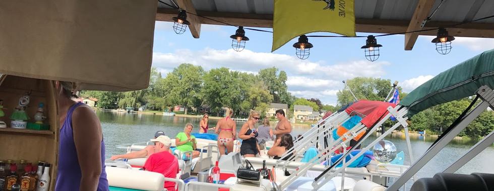 Foxy Nooner Lake Party