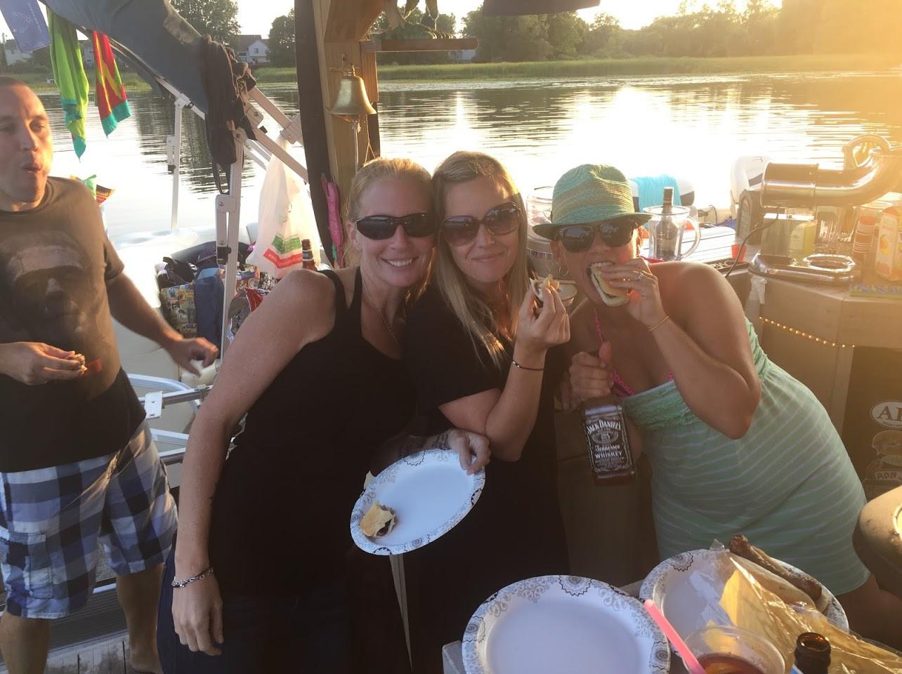 Lake Party Fun!