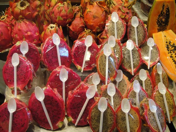 Conoce los beneficios de las frutas exóticas del Ecuador