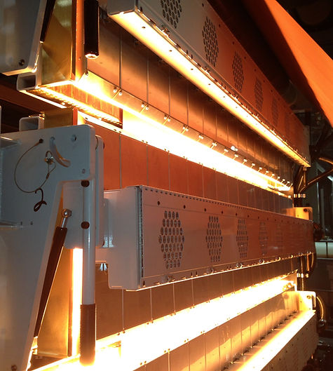 IrAIR+ Infrared Drying Systems