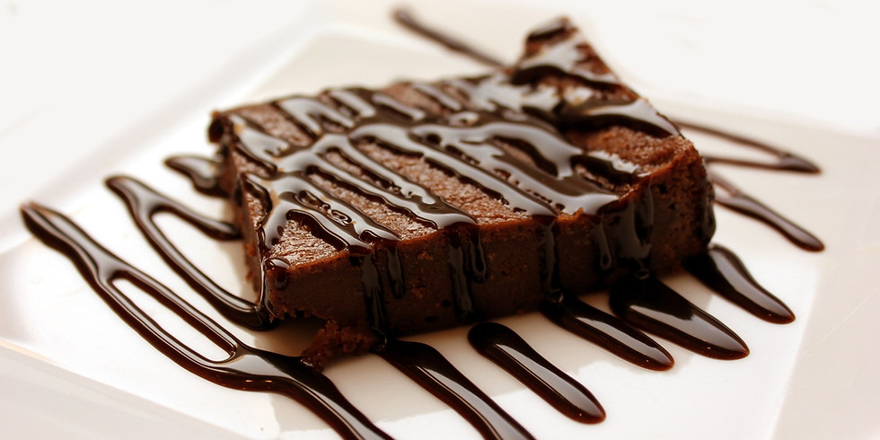 [Workshop] Làm Brownie cake