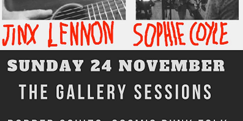 Jinx Lennon & Sophie Coyle
