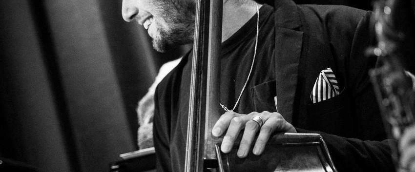 Eric Pawlitzky for Uri Gincels Big Band-