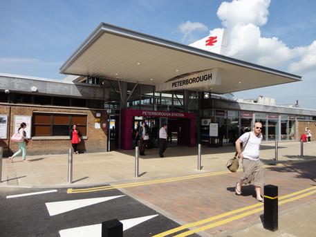 Peterborough Station
