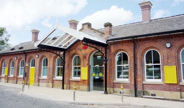 Ormskirk Station