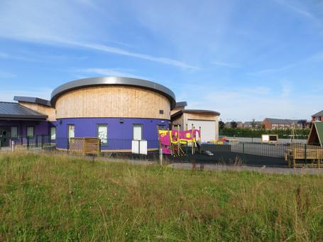 Chapelford Primary School Extension
