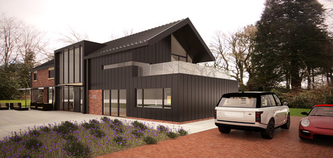Sustainable House #001