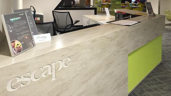 Manchester Airport T2 Escape Lounge