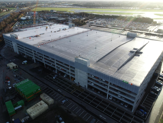 Manchester Airport Multi-Storey Car Parks