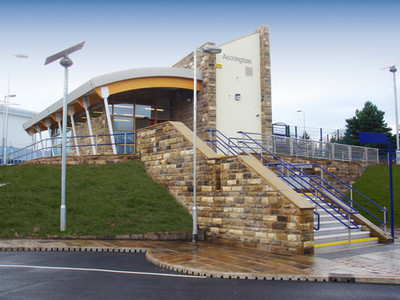 Accrington Eco Station