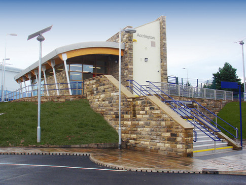 Accrington Eco Station