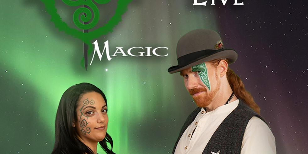 Celtic Magic: Virtually Live