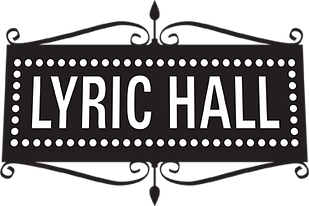 The Logo of Lyric Hall in New Haven, CT