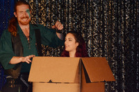 GreenWolf & Bella Perform The Irish Curse