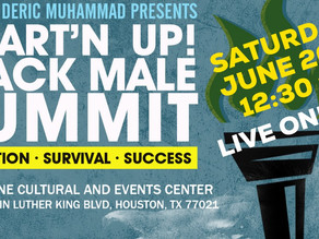 Houston, TX: Smart'n Up Black Male Summit