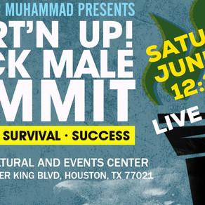 Houston, TX: Smart'n Up Black Male Summit
