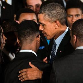 Obama Still Inspires Us to Excel