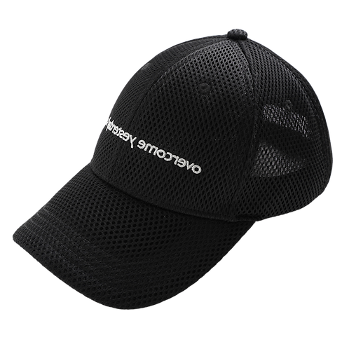REVERSED LOGO MESH CAP