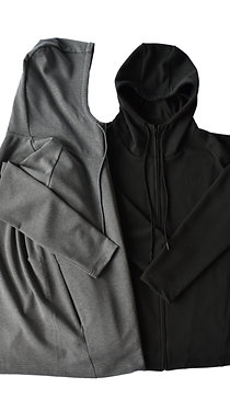 TECH SWEAT ZIP-UP HOOIDE