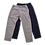 Thumbnail: WORKOUT NYLON TRACK PANTS