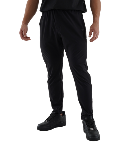 WORKOUT NYLON TRACK PANTS