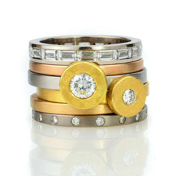 6 Ringe