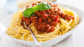 Spaghettis bolognaise allégés
