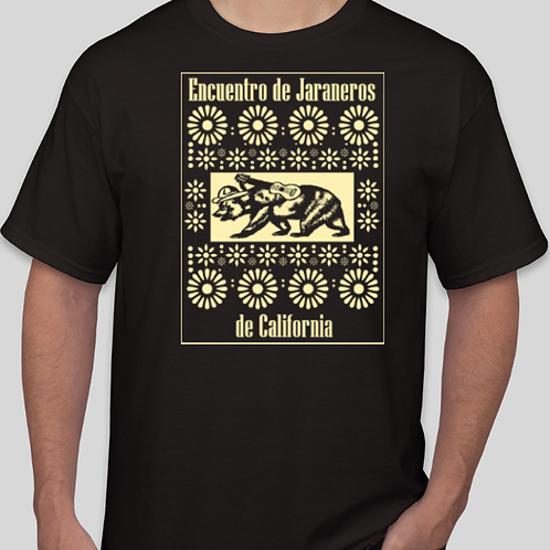 Encuentro de Jaraneros de California Fundraiser T-shirt