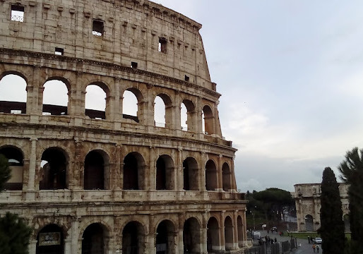 AD Exploring the Colosseum Underground and Ancient Rome Tour with LivItaly Tours