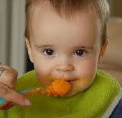 Baby Food: Introducing solids