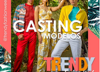 Casting Call Robert Flores, Trendy FW.