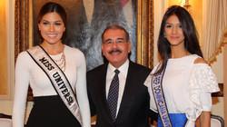 Danilo-Medina-con-las-niñas