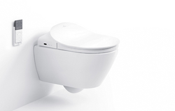 Shower toilets