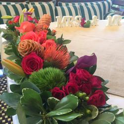 decoración boda panama