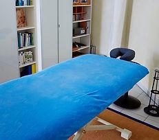 Naturheilpraxis Kirchhöfer-Scheller Behandlungsraum