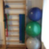 Praxiseinrichtung Physiotherapie Praxis Paulius