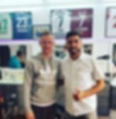 Frisuer der Profis Berber Soner Herrenfriseur Südstadt Nürnberg Club Friseur Teuchert