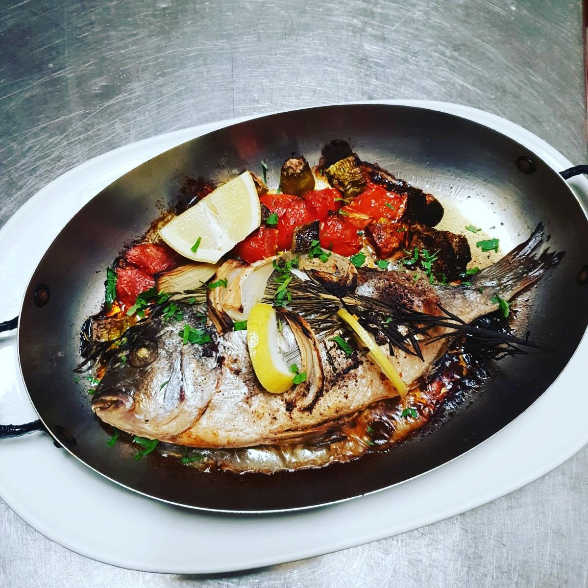 Alla Turca Nürnberg Fisch