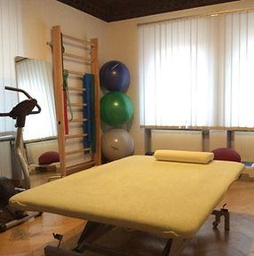 Praxiseinrichtung Krankengymnastik Physiotherapie Praxis Paulius