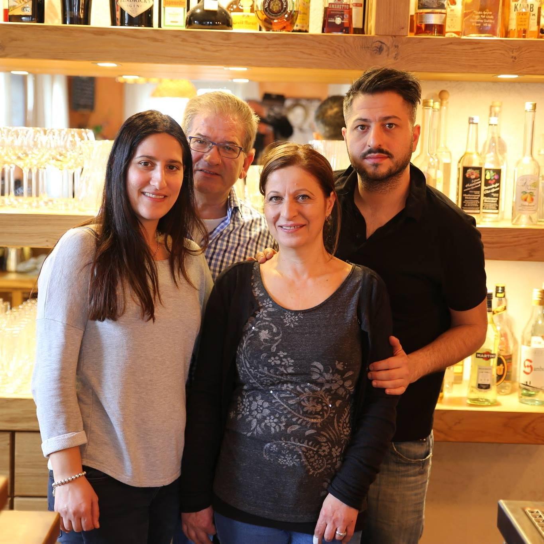 Team Restaurant La Rosa Da Carlo