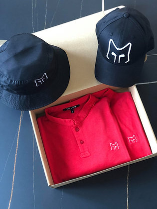 Box Équipe - Rouge