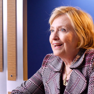 Hillary Clinton for Swansea University