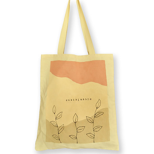 Tote Bag Sustainable