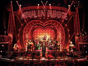 Moulin Rouge the Musical comes to the West End from 12 November 2021