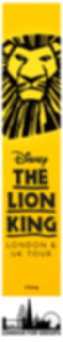 Disney's The Lion King - London For Grou