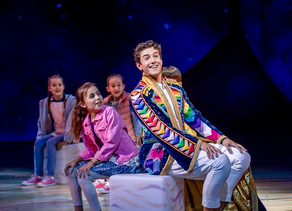 Josephs Back! The smash-hit production returns to The London Palladium in summer 2021!