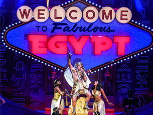Joseph And The Amazing Technicolor Dreamcoat to return to the London Palladium from 1 July 2021