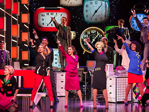 9 to 5 The Musical comes to the New Wimbledon Theatre in October 2021