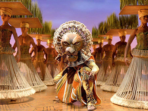 Disney's The Lion King returns to the London stage this Summer