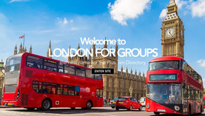 London For Groups - the new name for The Plus Ten Directory